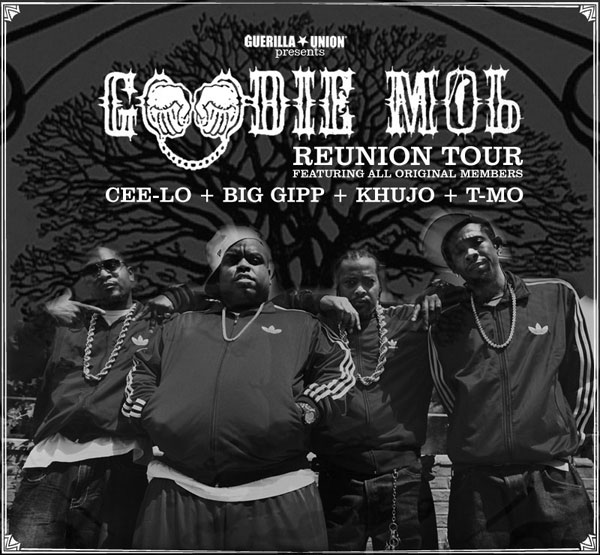 Goodie Mob Reunion Tour
